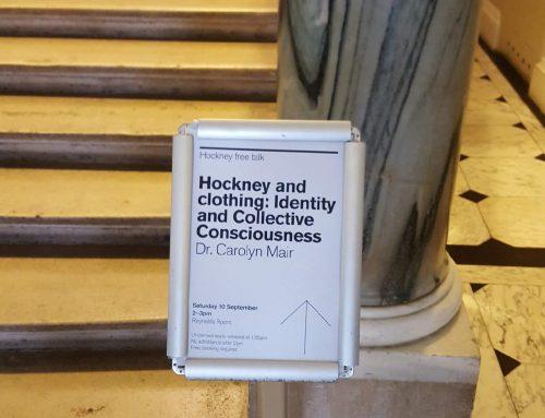 David Hockney fashion in art