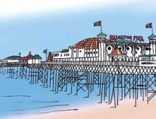 Brief review of the @BPSOfficial AC17 in #Brighton May 2017