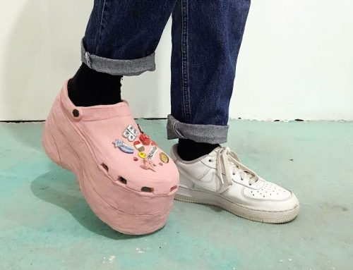 The Art of Embracing Ugly #Shoes