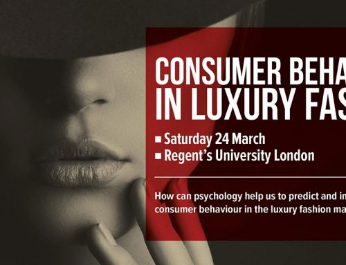 What is the #psychology behind #luxury #fashion consumer #behaviour?