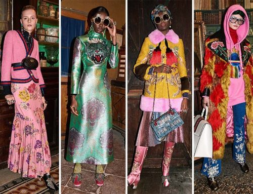 What is the secret of #Gucci's phenomenal success in 2017?