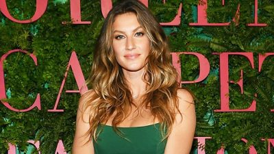 Gisele bündchen Green Carpet awards