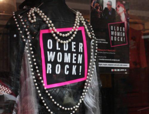 Older Women Rock!