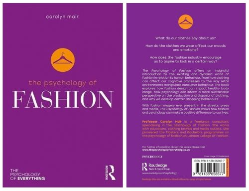 The #Psychology of #Fashion part of The Psychology of Everything series @Routledgepsych