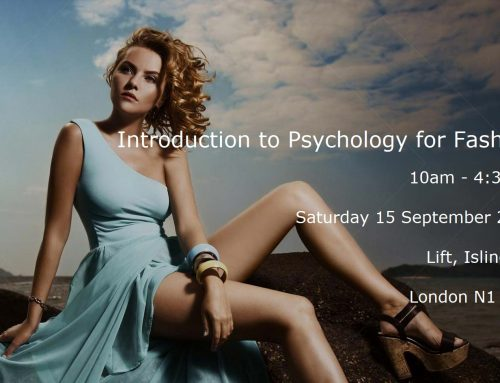 Understanding behaviour in the context of fashion