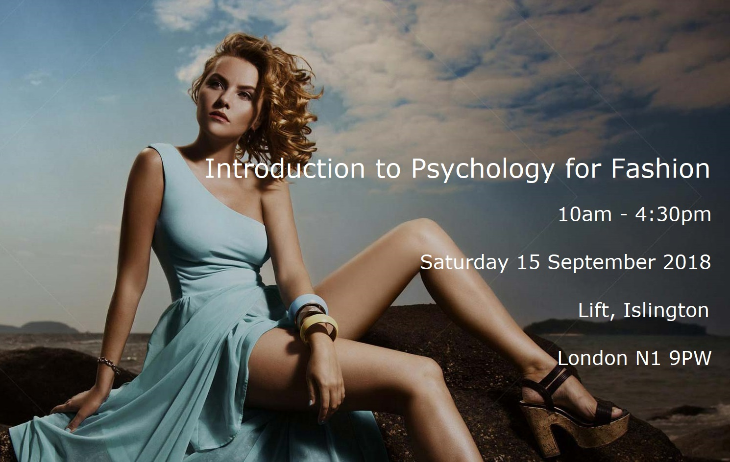 Psychology for fashion short course details