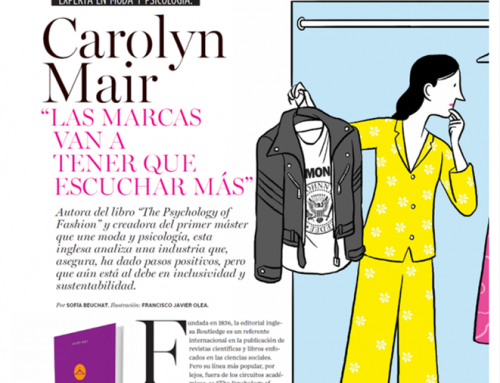 psychology.fashion's favourite press pieces of 2019 #2 in Spanish
